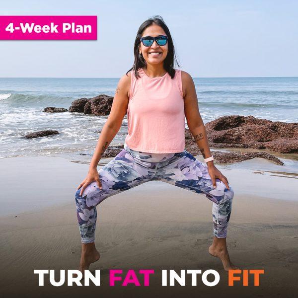4 Week Plan Fitbee