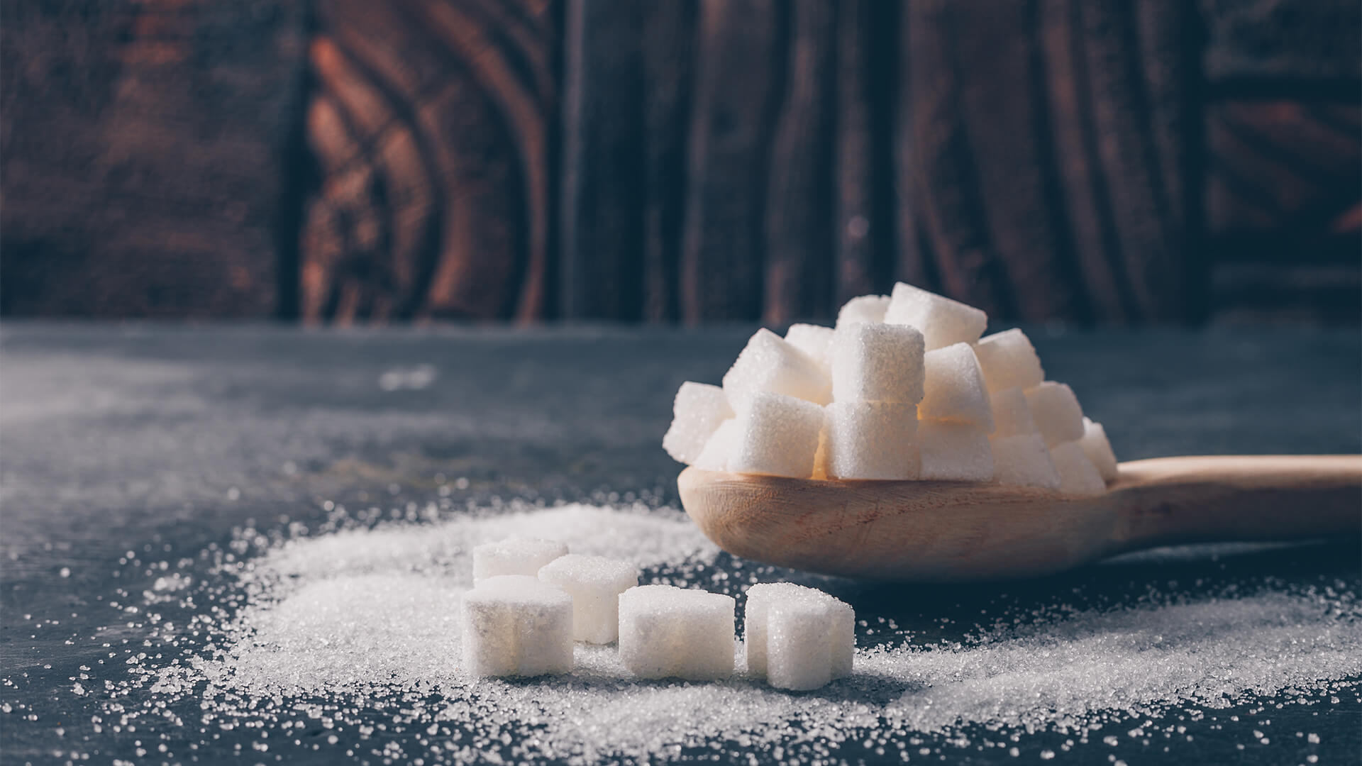 Processed-sugar Products don't go with PCOS